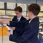 Year 9 students at Verulam School have been busy researching, preparing and filming a range of their favourite activities...