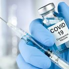 The COVID-19 vaccines work by mimicking the infection, tricking the body to believe you've got the infection so you then...
