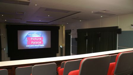 Royston Picture Palace is set to reopen on December 18. Picture: Royston Picture Palace