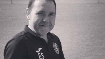 Euan Simpson (pictured), who was shielding for four-and-a-half months earlier in the Covid-19 pandemic, believes...