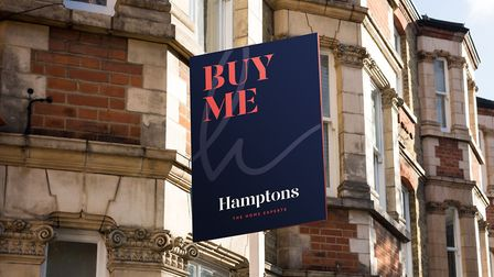 Hamptons has rebranded all of its signage. Picture: Hamptons