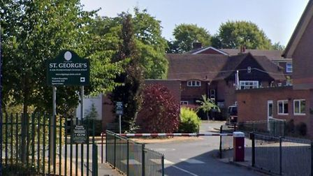 St George's School in Harpenden ranked the highest of those included in the list from the district, placing 139th overall.