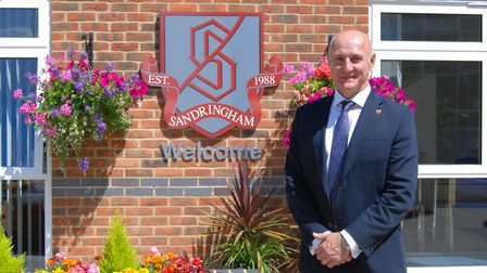 Sandringham School in St Albans placed 171st on the Sunday Times Schools Guide for 2021. Picture: BSV Sixth Form