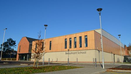 Beaumont School in St Albans placed 170th on the Sunday Times Schools Guide for 2021. Picture: Beaumont School