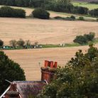 Plans to build 800 homes on land in Stevenage known as Forster Country have been approved for a second time. Picture...