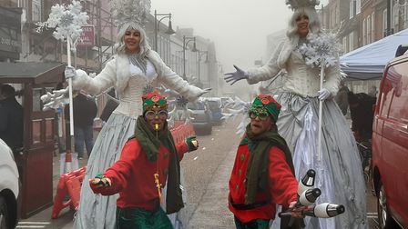 St Ives Christmas Fun PICTURE: Huntingdonshire District Council