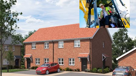 Delays to the £100k affordable houses in Fordham means buyers will not be in their homes by Christmas as anticipated.