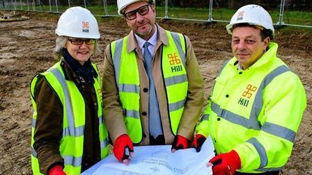 Mayor of Cambridgeshire and Peterborough James Palmer called for more developers to come on board with his £100k homes...