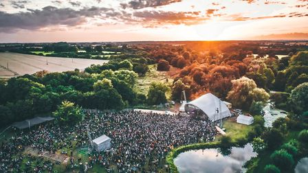 We Out Here festival to bring 'brightest talent' in 2021 return to Cambridgeshire. Picture: JAMIE CRUMPTON