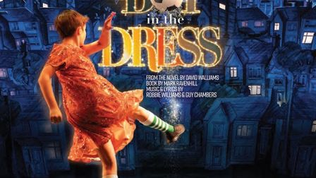 The Boy in the Dress album cover.