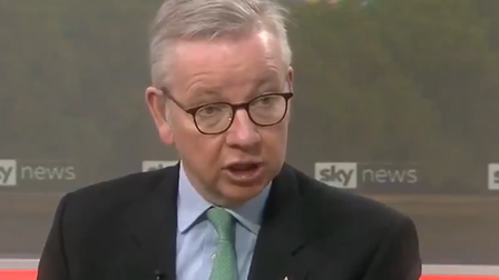 Michael Gove is asked about Brexit developments