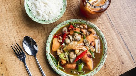 Rosa's Thai Cafe has opened a new outlet in Wells Terrace Finsbury Park featuring dishes such as chicken mince and basil...