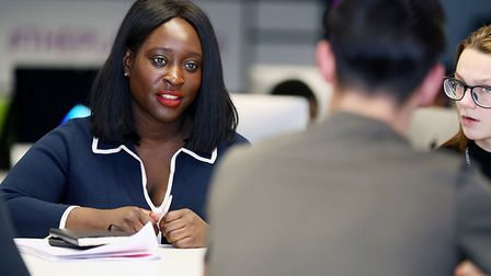 Abena Oppong-Asare is the third MP to call for a halt to the Silvertown Tunnel scheme. Picture: LSEC