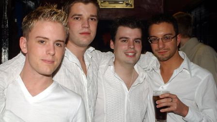 The Dove hosted its final Caught Out party in 2002 Picture: LUCY TAYLOR