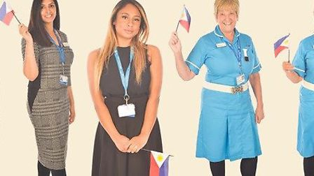 BHRUT has won an award its recruitment of international nurses and their help getting them set up in the UK. Picture: BHRUT