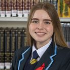 Ella Wellingbrook has been offered a place at the Francis Holland School in Chelsea. Picture: Nick Obank