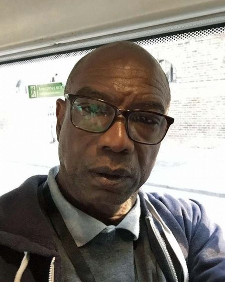 Michael Braithwaite, 68, a Windrush victim who disagreed with Priti Patel's comments about the deportation of criminals.
