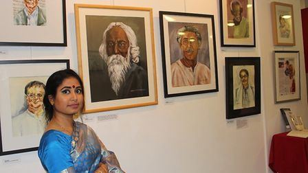 The Redbridge-based artist Mukta Chakravarty has launched the Canvas Story art project which exlores Bangladeshi's rich...