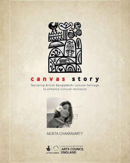 The project was commissioned by Arts Council England along with a grant from National lottery. Picture: Mukta Chakravarty