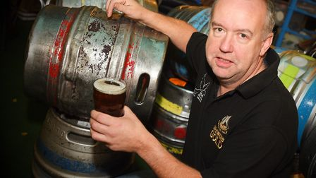Ady Smith warned it could already be too late for pubs to take advantage of any Christmas trade. Picture: GREGG BROWN