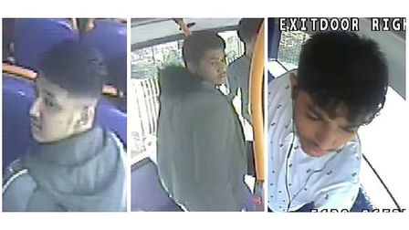 Police want to identify these people. Picture: Met Police