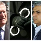 Politicians disagree over police cuts