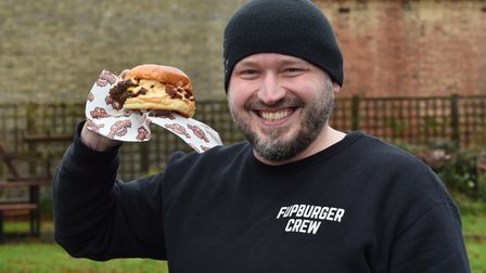 Fupburger, owned byTom Shiers (pictured) has secured a residency at The Earlham pub in Norwich, which is undergoing a...