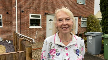Thea Horsey who discovered herhouse in Sprowston was advertised for rent on Facebook without her knowledge.