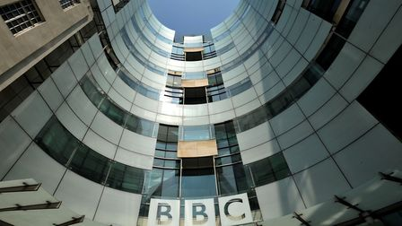 BBC Broadcasting House in Portland Place, London. Picture: PA