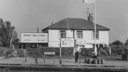 Berney Arms Stores