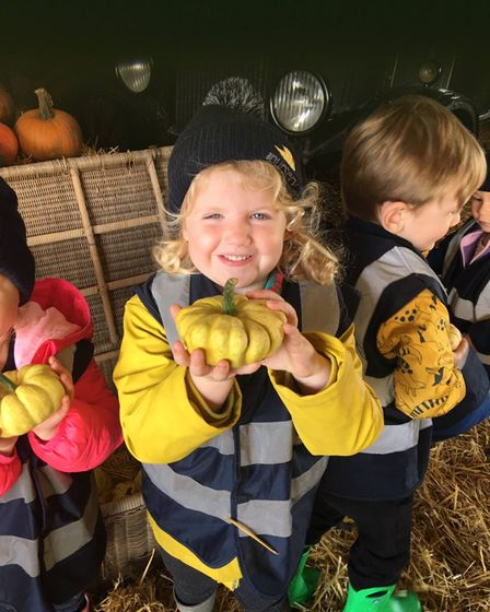 Fabulous Friday at The Nursery during Halloween.
