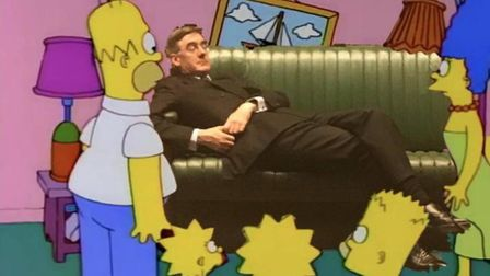 Jacob Rees-Mogg became an internet meme last year. Photograph: Twitter.