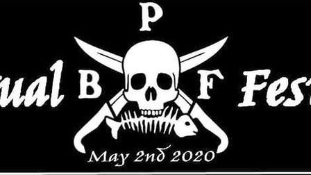 The virtual Brixham Pirate Festival takes place on Saturday, May 2