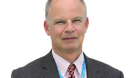 Ian Currie, acting medical director at Torbay and South Devon NHS Foundation Trust