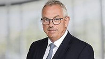 Martin Rogers, UK representative for the Fragrance Group