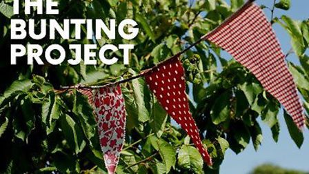 Torbay Libraries' bunting project