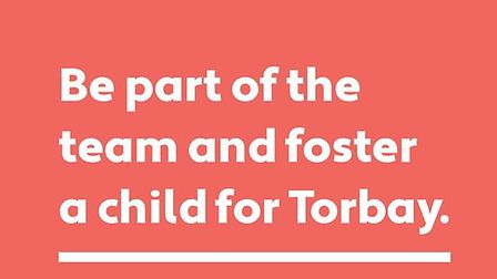 Torbay Council is recruiting foster carers