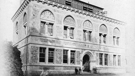 Torquay Museum shortly after completion (PR6619)