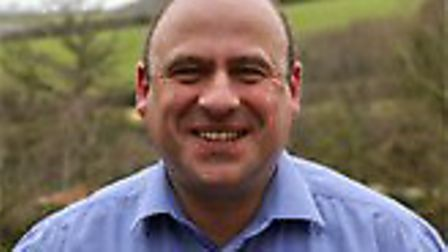 Pastor Tim Smith, of Hele Road Baptist Church in Torquay