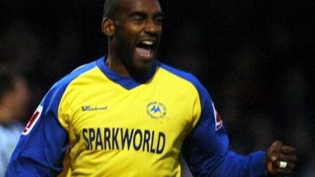 Tony Bedeau played more than 300 games for Torquay United