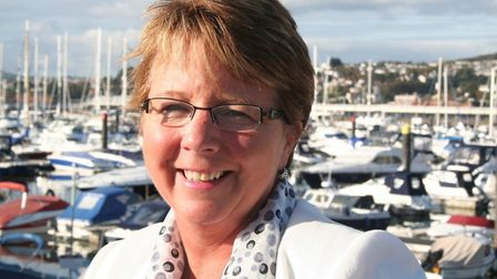 English Riviera BID Company chief executive Carolyn Custerson