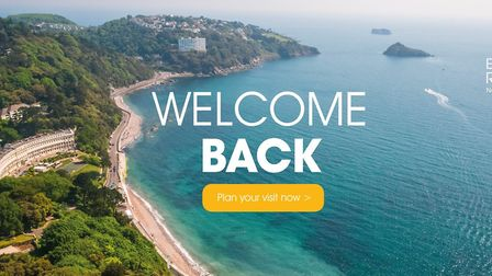 Torbay says 'Welcome Back'