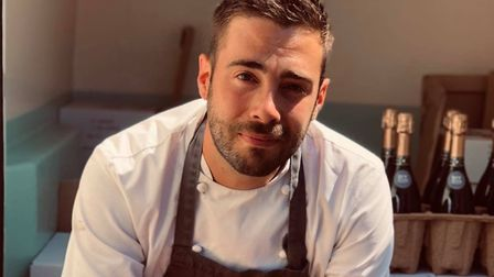 Chef Austin Gosling from On The Rocks and his new venture, DIY Devon Food Kits