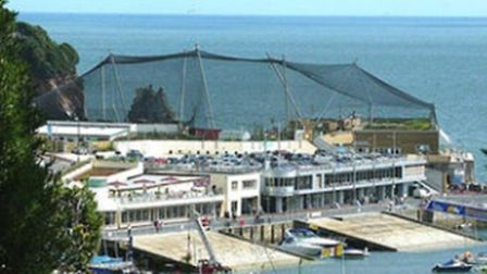 The Living Coasts attraction in Torquay which will not be re-opening