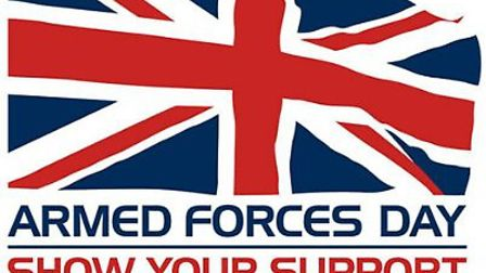 Armed Forces Day commemorates British servicemen and women