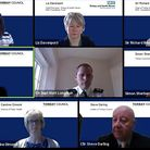 Torbay Council used Facebook Live with partners the local police, Torbay and South Devon NHS Trust a