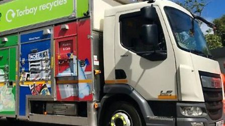 Key workers will be able to book slots at the recycling centre