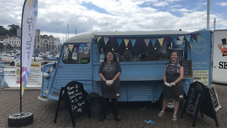 Ella's Mobile Cafe