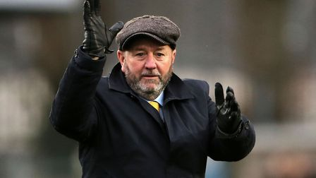 Twenty-four hours can be a long time in football, says Gary Johnson, manager of Torquay United. Phot