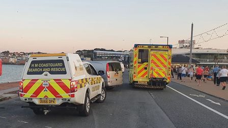 Coastguards responded to six incidents in less than 24 hours